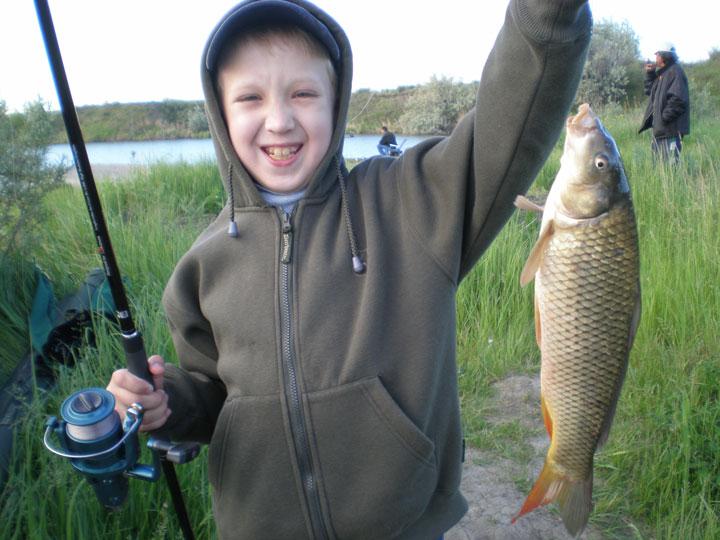 ловить рыбу на удочку и не поймать