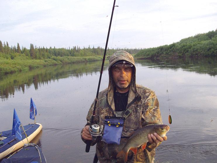 все про рыбалку в хакасии