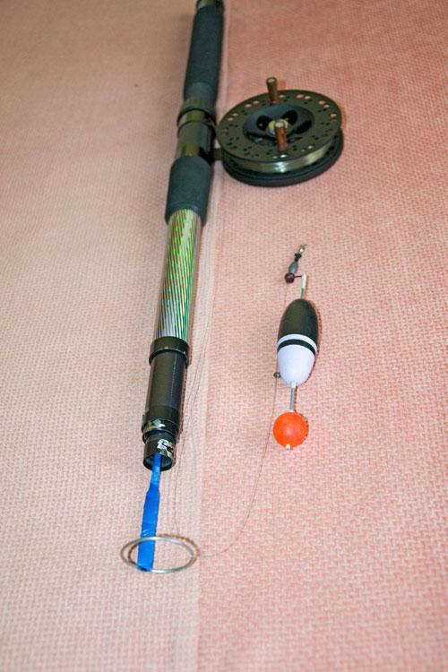 способы рыбалки на ангаре