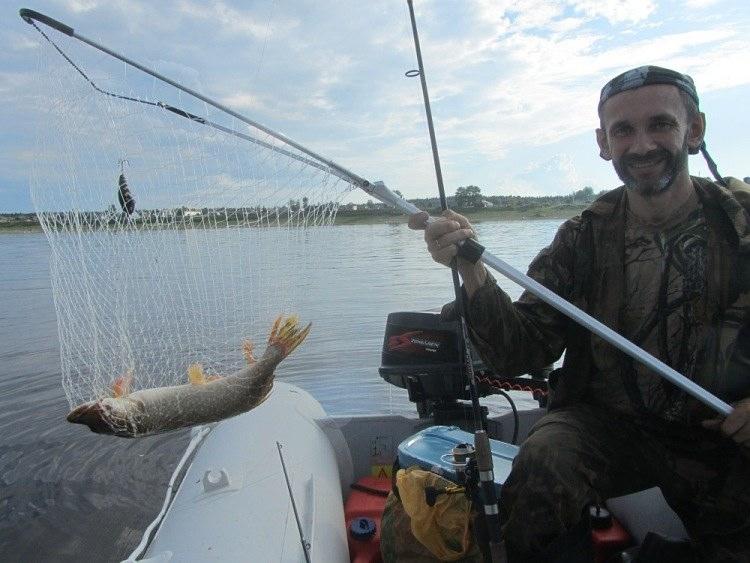 все о троллинговой рыбалке