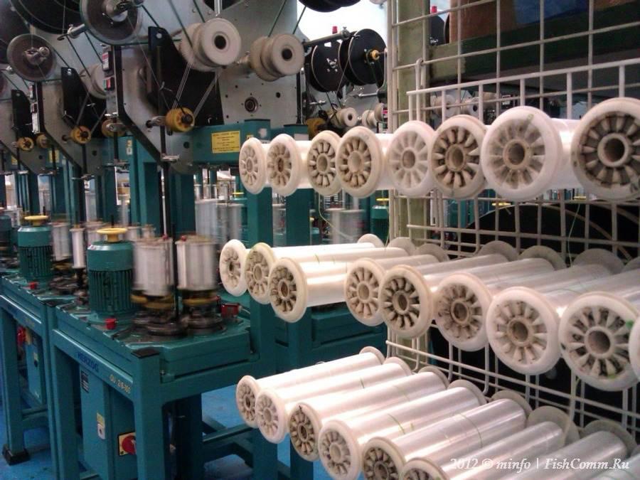 Плетеные шнуры AQUA. Как это делается.