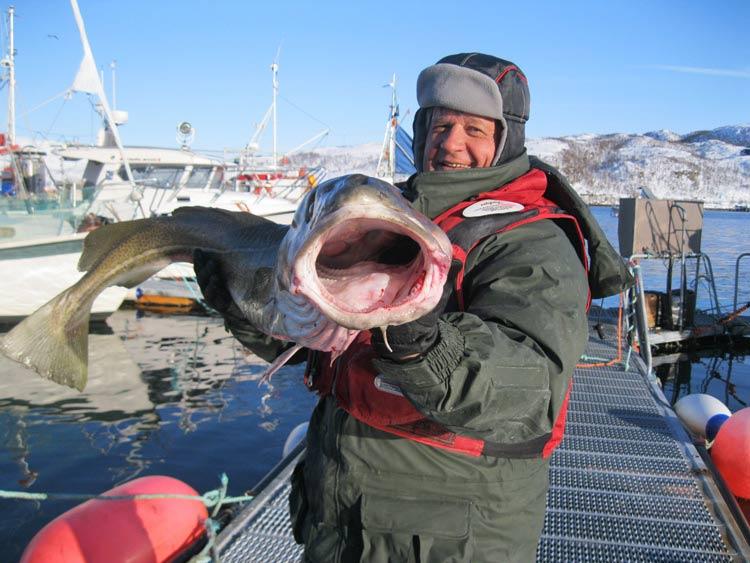 Морская рыбалка в норвегии снасти
