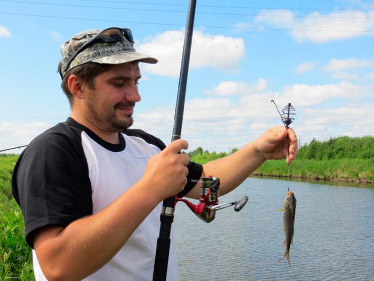 Самоделки для рыбалки видео фидер