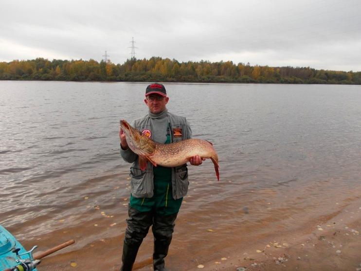 где в новгородской области ловить рыбу