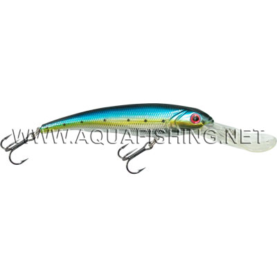 Воблер AQUA Downsider Minnow 200mm, цвет NI05 (floating)