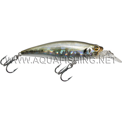 Воблер Owner SAVOY SHAD sinking 80mm, цвет 32, golden shiner